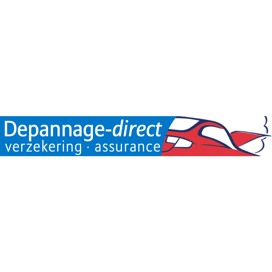 Logo depannage-direct, onderdeel van Allianz Global Assistance